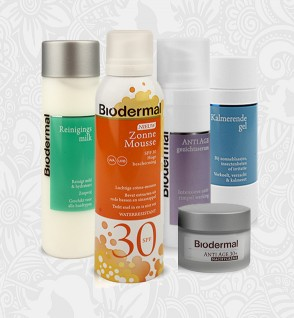 Biodermal Daily Face Care