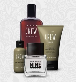 American Crew Body & Shave