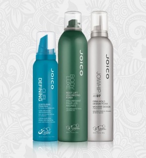 Joico Mousse