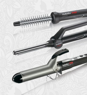 BaByliss PRO Curling Irons