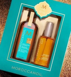 Moroccanoil Sets