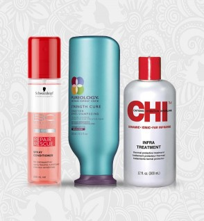 Conditioners for Damaged Hair