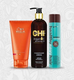 Conditioners for Dry Hair