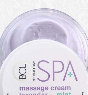 BCL SPA Massage Cream