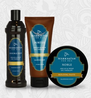 Marrakesh for Men
