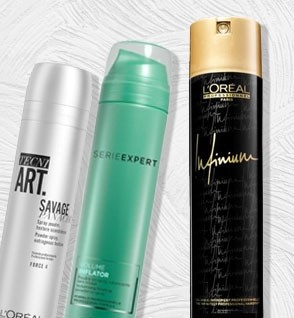 L'Oréal Haarspray & Haarlak