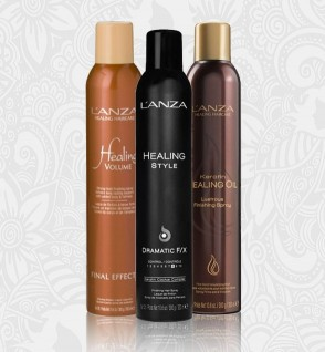 L'Anza Hairspray