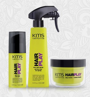 KMS Hair Play Line