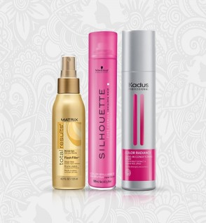 Haircare for Colored Hair