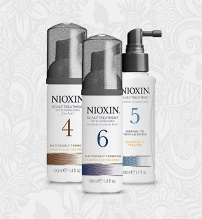 Nioxin Treatment