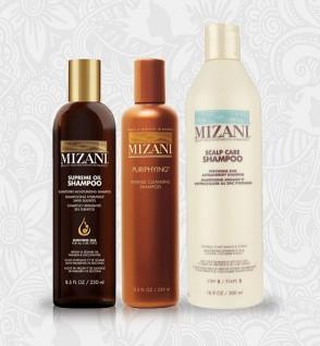 Mizani Shampoo
