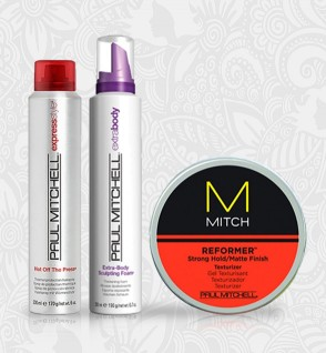Paul Mitchell Styling