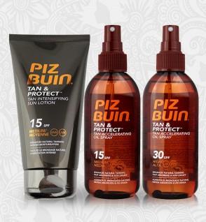 Piz Buin Tan & Protect