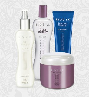 Biosilk Treatment
