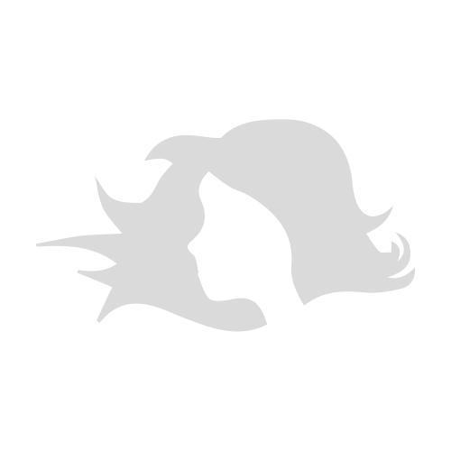 Nebur - Compact Koffer - Zilver met Roze Doodshoofd