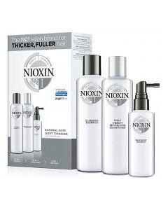 Nioxin - System 1 - Trial Kit