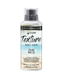 SexyHair - Texture Foam Party - 160 ml