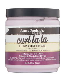 Aunt Jackie's - Curl La La - Custard - 426 gr