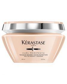 Kérastase - Curl Manifesto - Masque - Beurre Haute Nutrition - Haarmasker voor Krullend Haar