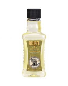 Reuzel - 3-in-1 Tea Tree Shampoo - 100 ml