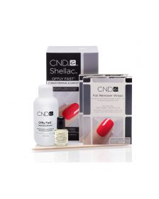 CND - Shellac - Offly Fast Removal & Care Kit