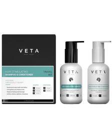 Veta - Hair Stimulating Travel Kit - 2 x 100 ml