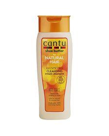 Cantu - Shea Butter - Natural Cleansing Shampoo - 400 ml