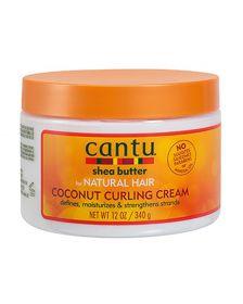 Cantu - Shea Butter - Natural Coconut Curling Creme - 340 gr