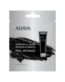 Ahava - Dunaliella Peel Off Mask Single Use - 8 ml