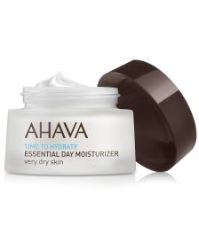 Ahava - Essential Day Moisturizer - Zeer Droge Huid - 50 ml