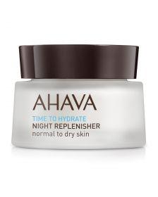 Ahava - Night Replenisher - Normale/Droge Huid - 50 ml