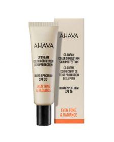 Ahava - CC Cream Color Correction SPF30 - 30 ml