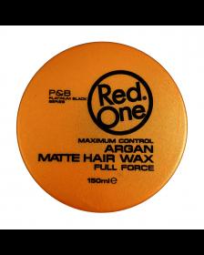 Red One - Argan - Matte Hair Wax - Full Force - 150 ml
