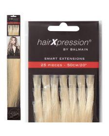Balmain HairXpression - Blondes - Straight 25 stuks 50 cm