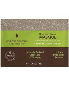 Macadamia - Ultra Rich - Moisture Masque - 30 ml - Mini