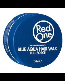 Red One - Blue - Aqua Hair Wax - Full Force - 150 ml