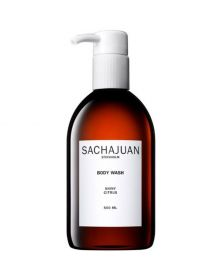 SachaJuan - Body Wash - Shiny Citrus - 500 ml
