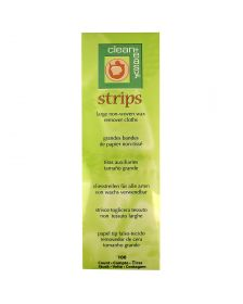 Clean and Easy - Harsstrips - Papier - Medium - 100 Stuks