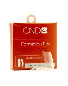CND - Brisa Sculpting Gel - Formation Clear Tips
