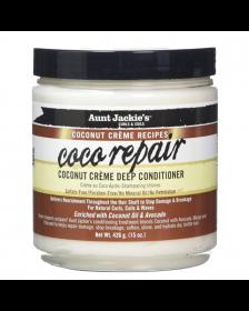 Aunt Jackie's - Coco Repair - Coconut Creme Deep Conditioner - 426 gr