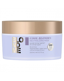 Schwarzkopf - Blond Me - Cool Blondes - Neutralizing Mask - 200 ml