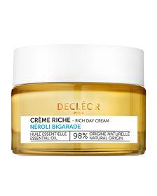 Decléor - Hydra Floral - Neroli Bigarade - Rich Day Cream (Alle Huidtypes) -  50 ml