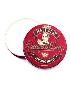Dapper Dan - Matt Clay - Strong Hold - 100 ml