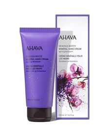 Ahava - Mineral - Hand Cream - Spring Blossom - 100 ml