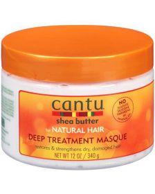 Cantu - Natural Hair - Deep Treatment Masque - 340 gr