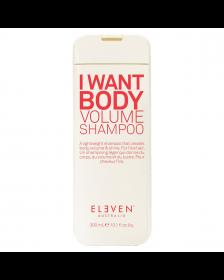 Eleven Australia - I Want Body - Volume Shampoo - 300 ml