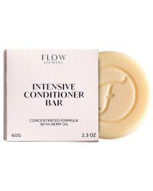 Flow Cosmetics - Biologische Intensieve Conditioner Bar - 60 gr