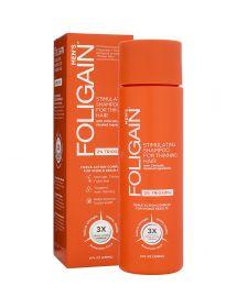 Foligain - Men - Stimulating Shampoo for Thinning Hair - 2% Trioxidil - 236 ml