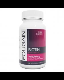 Foligain - Biotine Supplement - 60 capsules