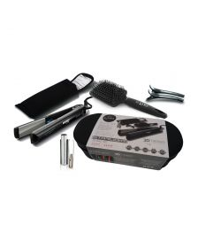 GA.MA - Beauty Set (Starlight 3-D Therapy Ion Plus Stijltang + Accessoires)